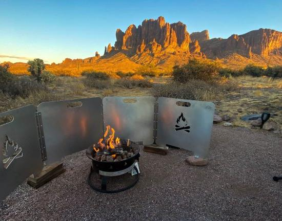 GIVEAWAY ALERT! This is Your Chance to Win a 21st Century Campfire Setup