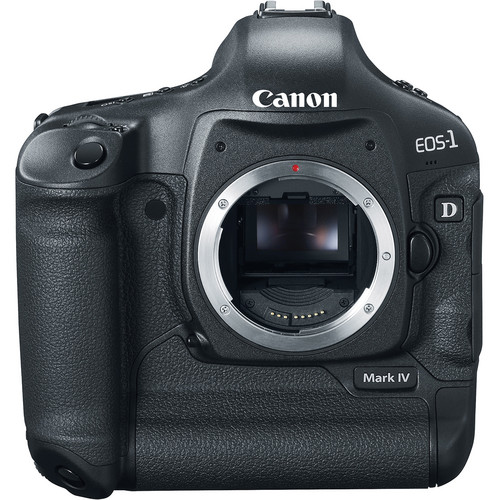 Canon EOS-1D Mark IV Review