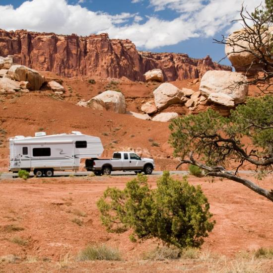 How to Save Fuel When Overlanding