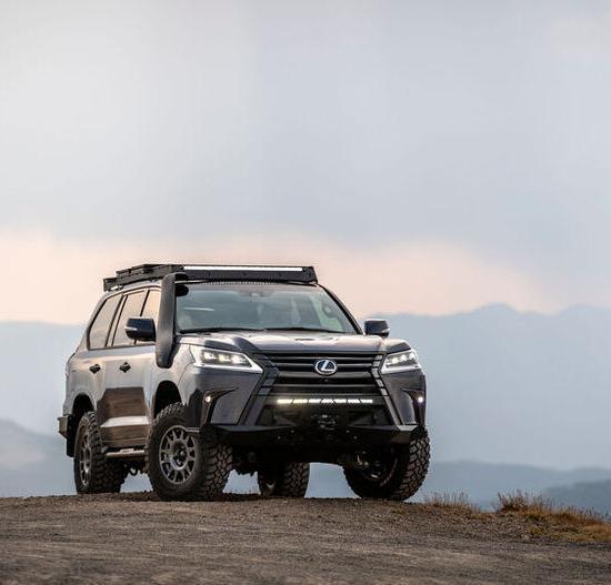 The Perfect Lexus – Meet the LX J201