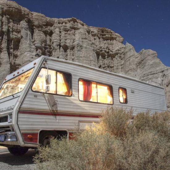 Avoid These Things When Overlanding in an RV