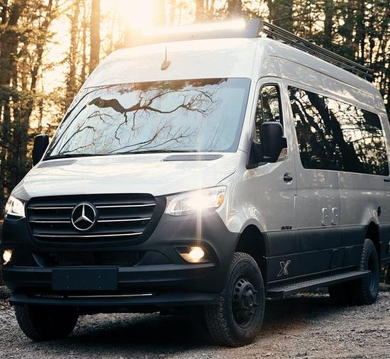 You Can Own This Off-Road Airstream Camper Van for a Cool $214,000
