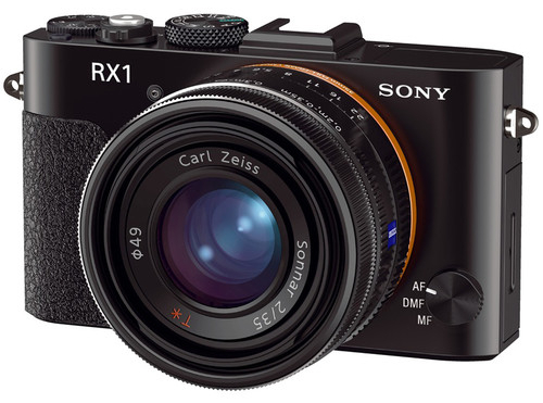 Sony Cyber-Shot RX1 Review