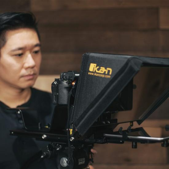 3 Tablet Teleprompters for Any Budget