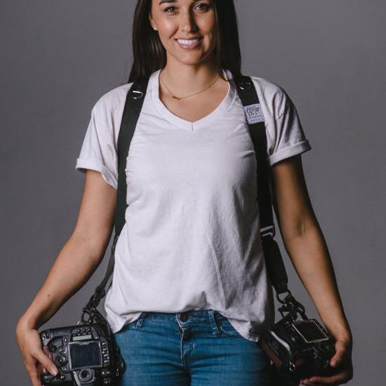 Beat the Heat With This Breathable Camera Strap