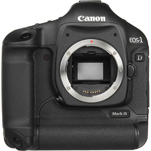 Canon EOS-1D Mark III Review