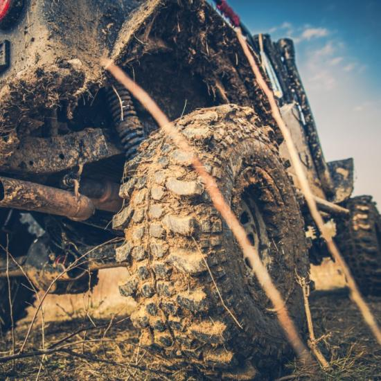 How Mud Destroys Your Vehicle