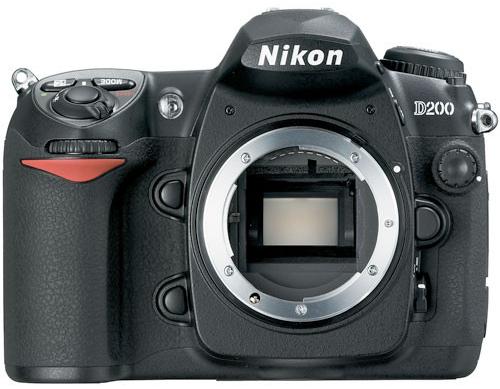 Nikon D200: A Dirt Cheap DSLR for Beginners
