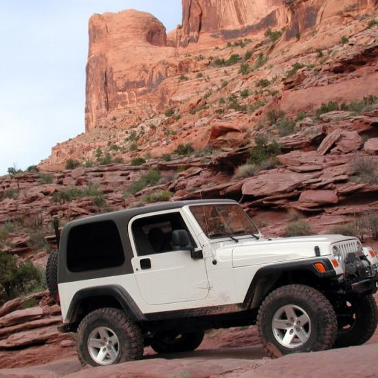 What Makes a Good Off-Road Vehicle?