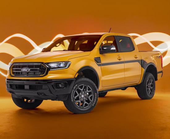 The Ford Ranger Splash is Back