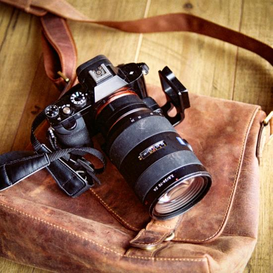 The Perfect Lightweight Camera Bag and Strap