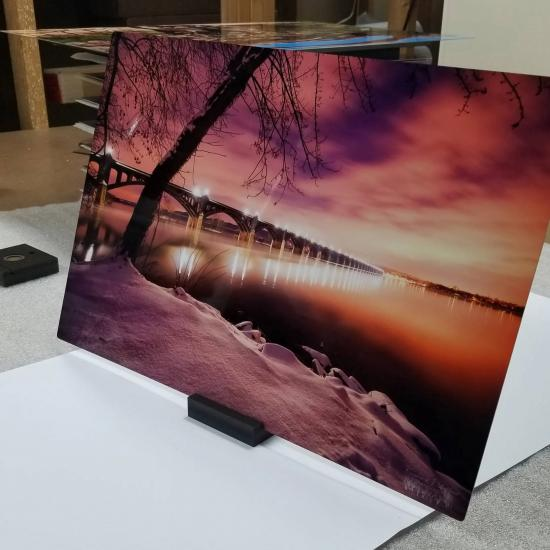 What Types of Images Look Best on a Metal Print?