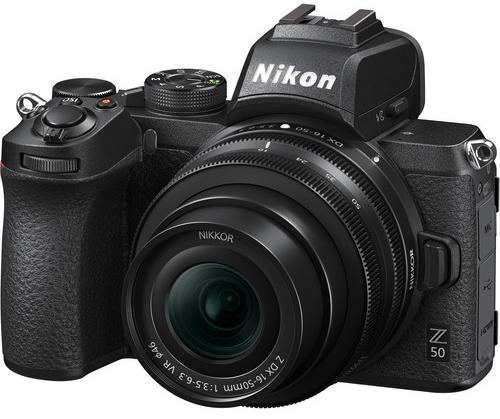 Nikon Z50 Pros and Cons