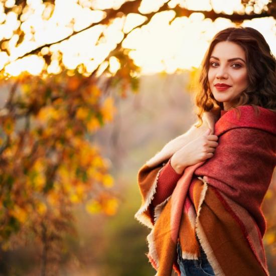 Fall Portrait Tips
