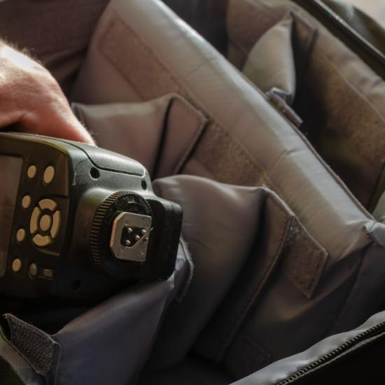 How to Pack Your Camera Gear