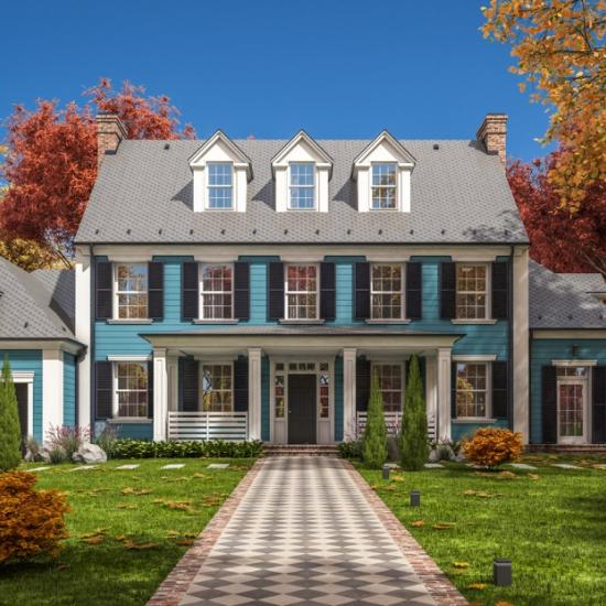 Fall Photography Tips for Real Estate