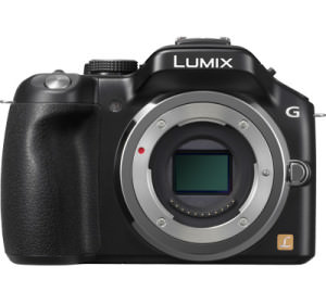 Panasonic Lumix DMC-G5 Digital Camera: The Mirrorless Camera Goldilocks Would Have Chosen