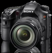 Sony SLT-A77 Camera Review