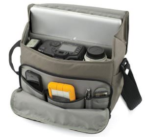 7 Equipment-Carrying Advantages of the Lowpro Event Messenger 250 Bag