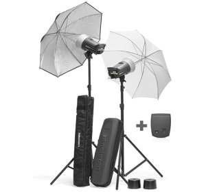 8 Reasons More Photographers Want To Shoot with the Elinchrom D-Lite 2/4 Starter to Go Kit