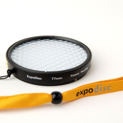 Digital Photography Equipment Review—The ExpoDisc Professional Digital White Balance Filter