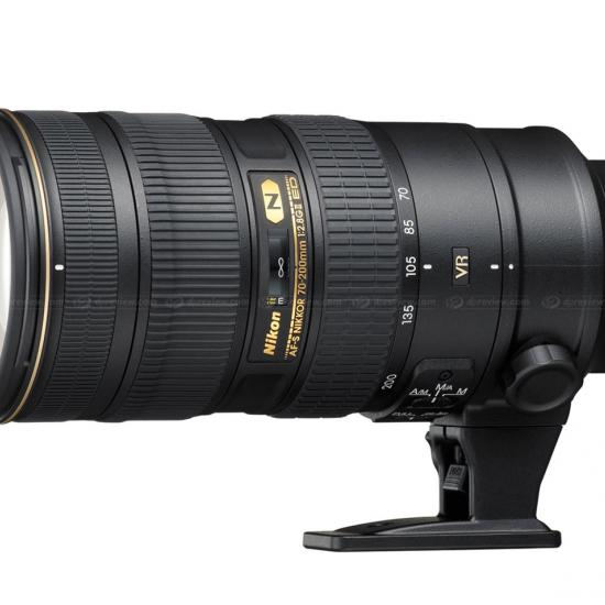Digital Photography Equipment Review—The AF-S Nikkor 70–200mm F/2.8G ED VR II Zoom Lens