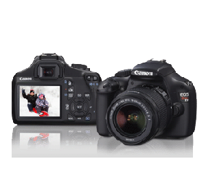 Digital Photography Equipment Review—Canon EOS Rebel T3 DSLR