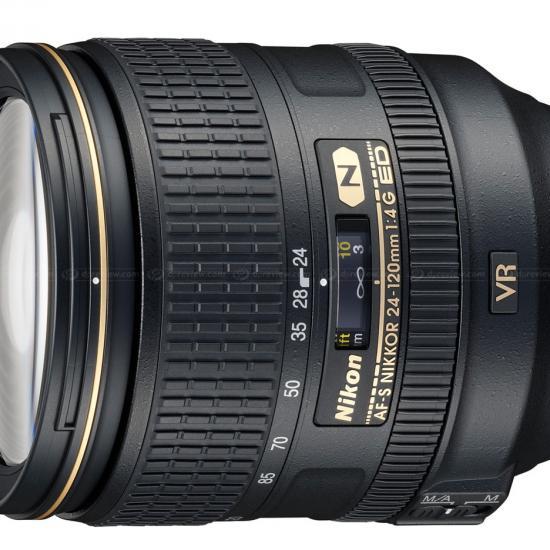Digital Photography Equipment Review—The Nikon AF-S Nikkor 24–120mm f/4G ED VR Lens