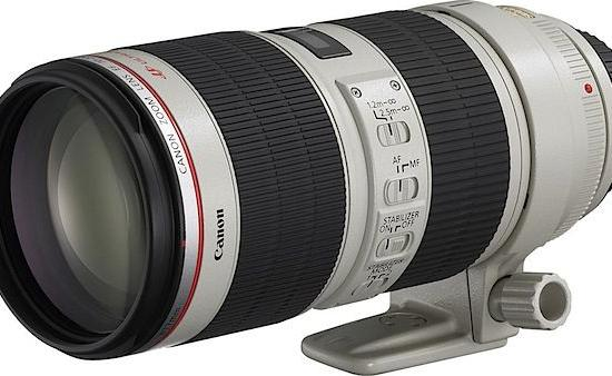 Digital Photography Equipment Review—The Canon EF 70–200mm f/2.8 L IS II USM Zoom Lens
