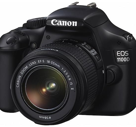 Digital Photography Equipment Review—The Canon EOS 1100D DSLR Camera, Part 1