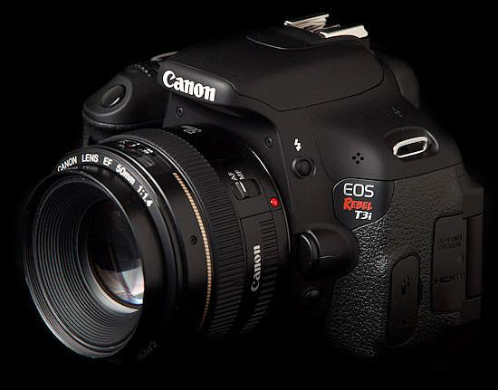 Digital Photography Equipment Review—Canon EOS Rebel T3i DSLR Camera