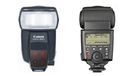 12 Reasons Canon Users Won't Hesitate To Upgrade to the Canon Speedlite 580EX II Flash