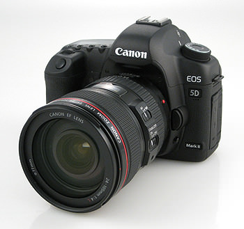 Digital Photography Equipment Review—The Canon EOS 5D Mark II DSLR Camera, Part 1
