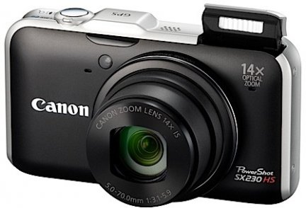 Digital Photography Equipment Review—Canon PowerShot Cameras (SX230 HS, ELPH 500 HS, ELPH 300 HS and ELPH 100 HS)