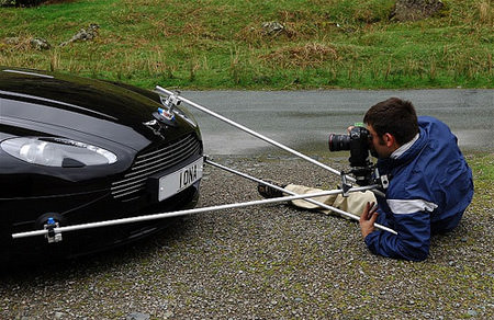 Photography Tip—Equipping Yourself To Be an Automobile Photographer, Part 1