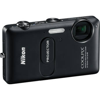 Why the Nikon Coolpix S1200pj Camera Is Every Photographer's Party Starter