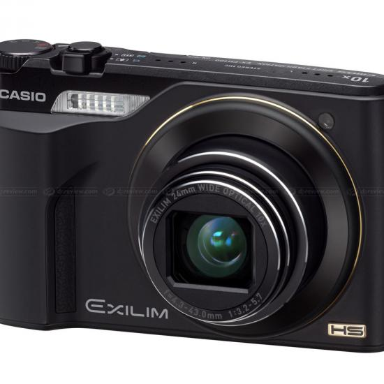 Digital Photography Equipment Review—The Casio Exilim EX-FH100 Compact Camera