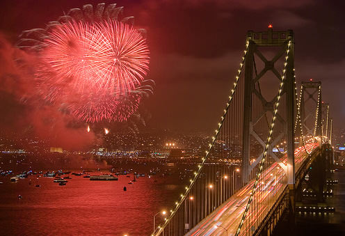 Photography Tip—Capturing a Spectacular Fireworks Show, Part 2