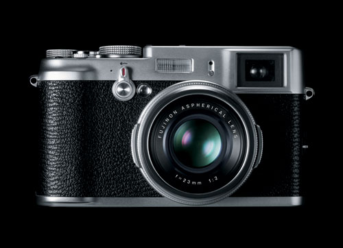 Digital Photography Equipment Review—The Fujifilm FinePix X100 Camera