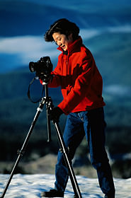 Digital Photography—Protecting Your Camera Equipment in the Winter Wonderland