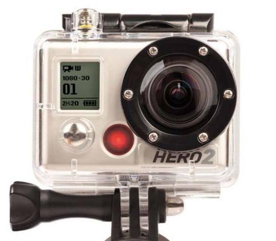 14 Adventurous Performances of the GoPro HD Hero2 Camera