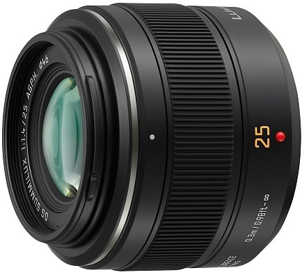 Digital Photography Equipment Review—The Panasonic Leica DG Summilux 25mm f/1.4 ASPH Lens