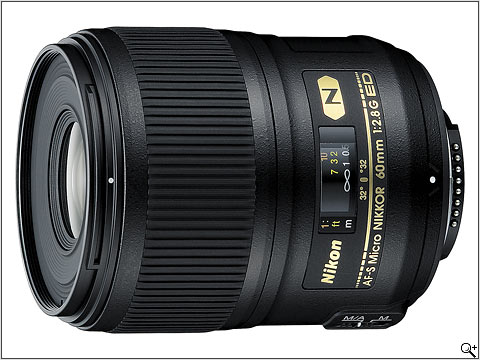 Digital Photography Equipment Review—The Nikon 60mm f/2.8G ED AF-S Macro Nikkor Lens