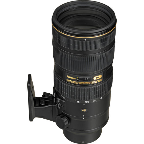 4 Outstanding Features of the Nikon AF-S NIKKOR 70–200mm f/2.8G ED VR II Zoom Lens