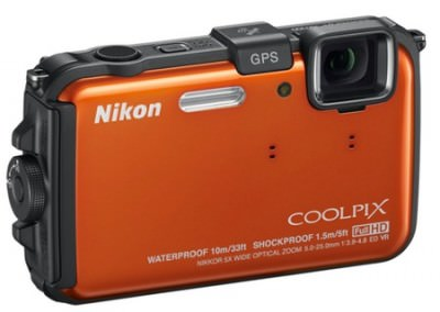 Digital Photography Equipment Review—The Nikon CoolPix AW100 Camera