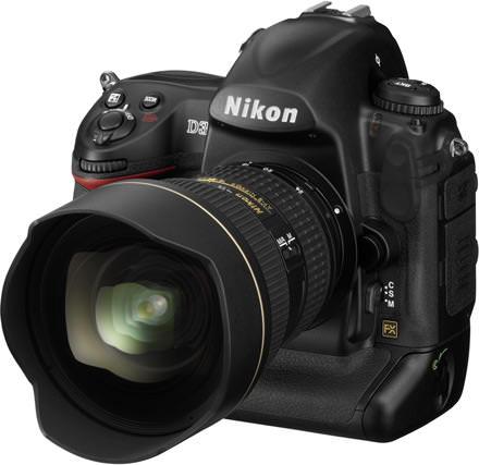 Digital Photography Equipment Review—Nikon D3S DSLR Camera