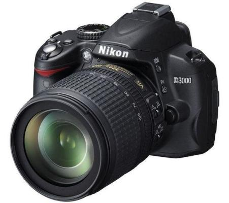 Digital Photography Equipment Review—The Nikon D3000 DSLR Camera