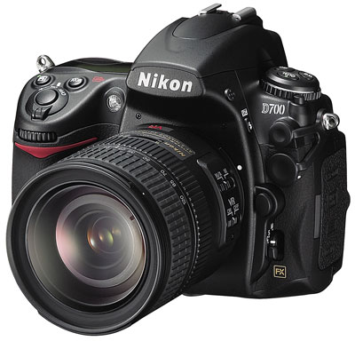 Digital Photography Equipment Review—The Nikon D700 DSLR Camera, Part 1