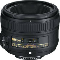8 Jealous Looks from Your Photo Buddies When They See You Shooting with the New Nikon 50mm f/1.8 G Lens