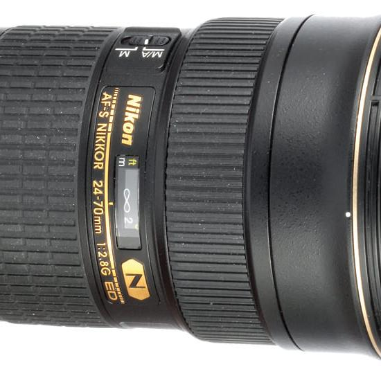 Digital Photography Equipment Review—The Nikkor 24–70mm F/2.8G ED Zoom Lens